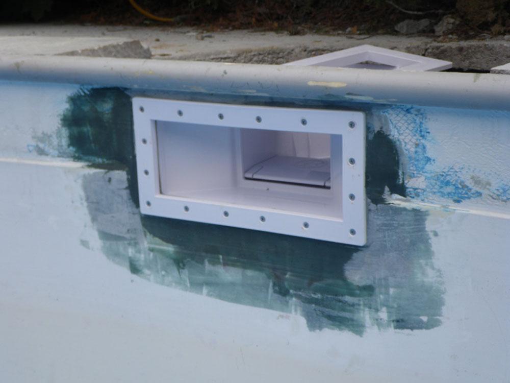 Rnovation piscine fibre bton quinta for Piscine hors sol fibre de verre