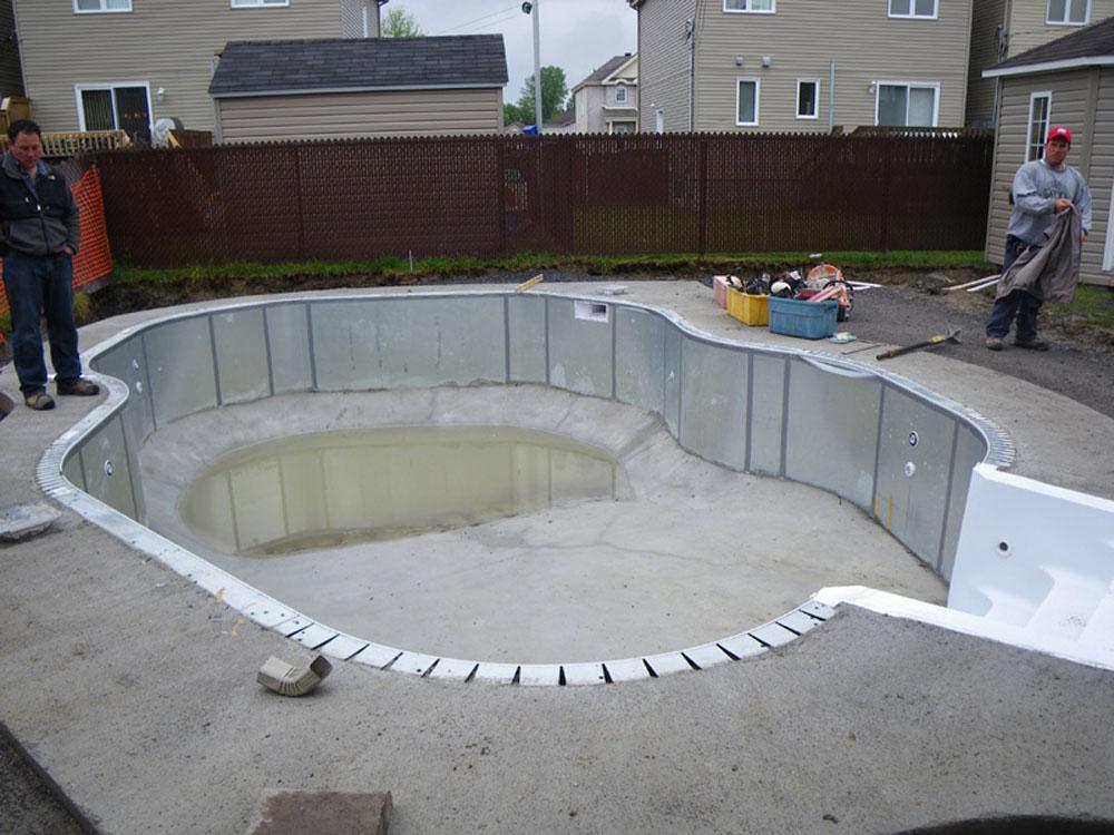 Ralisation de piscine creuse entreprise h2o - Model de piscine creuse ...