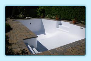 Rnovation de bton piscince creuse for Renovation piscine beton